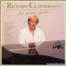 CDs de Música: RICHARD CLAYDERMAN - MIS CANCIONES FAVORITAS (2 CDS). Lote 284770633