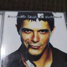 CDs de Música: ALEJANDRO SANZ. MTV UNPLUGGLED. Lote 284786633