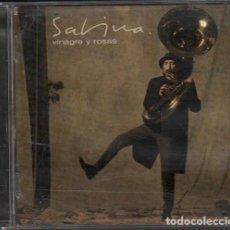 CD di Musica: SABRINA - VINAGRE Y ROSAS / CD ALBUM DEL 2009 / MUY BUEN ESTADO RF-10538. Lote 284787053