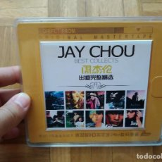CDs de Música: 2 CD JAY CHOU BEST COLLECTS DOBLE CD. VERSION ALEMANA. SELECCION COMPLETA DEBUT JAY CHOU.VER FOTOS.. Lote 284811483
