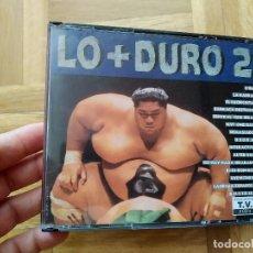 CDs de Música: 2 CD LO + DURO 2. DOBLE CD. EL EXORCISTA. BARRACA DESTROY. LA KABRA. VER FOTOS. Lote 285035603