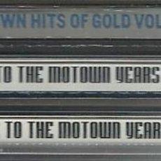 CDs de Música: 3 CDS RECOPILATORIOS DE CANCIONES DE LA MOTOWN. Lote 285115713