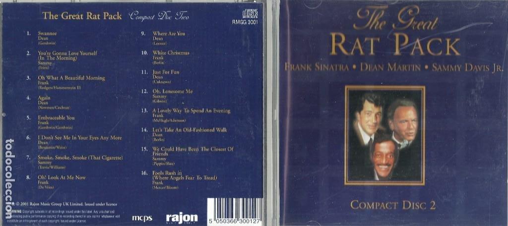 CDs de Música: 7 CDs recopilatorios de Easy Listening - Foto 10 - 285119033