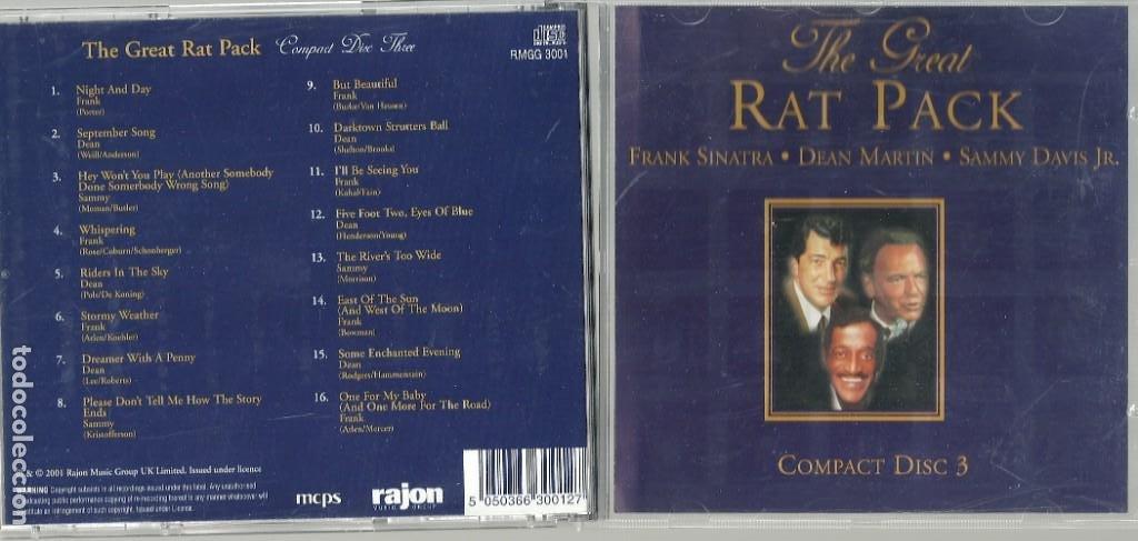 CDs de Música: 7 CDs recopilatorios de Easy Listening - Foto 11 - 285119033