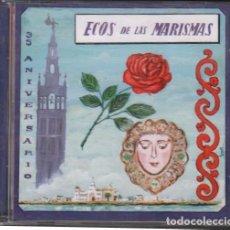 CDs de Música: ECOS DE LAS MARISMAS - 35 ANIVERSARIO / CD ALBUM DEL 2011 / MUY BUEN ESTADO RF-10389. Lote 285428678