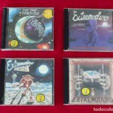 CDs de Música: 4 CDS DE EXTREMODURO. Lote 285522803