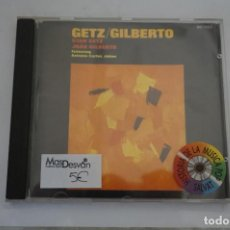 CD di Musica: CD - GETZ - GILBERTO - FEATURING ANTONIO CARLOS JOBIN. Lote 285533898