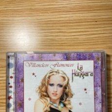 CD de Música: LA HÚNGARA: VILLANCICOS FLAMENCOS.. Lote 285629783