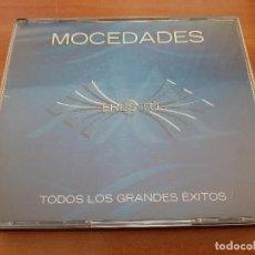 CDs de Música: MOCEDADES - TODOS LOS GRANDES ÉXITOS - 2 CD ´S - 1 DVD. Lote 285802918