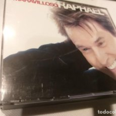 CDs de Música: RAPHAEL - MARAVILLOSO RAPHAEL / 2 CDS + DVD. Lote 285820213