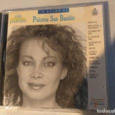 CDs de Música: PALOMA SAN BASILIO - 12 TEMAS. Lote 285820283