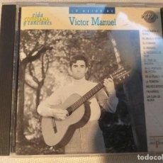 CDs de Música: VICTOR MANUEL - 12 TEMAS. Lote 285820298