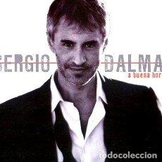 CDs de Música: CD SERGIO DALMA A BUENA HORA USADO CD102. Lote 286134533