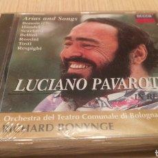 CDs de Musique: LUCIANO PAVAROTTI - ORCHESTRA DEL TEATRO COMUNALE DI BOLOGNA - MÚSICA CLÁSICA - NUEVO SIN ABRIR. Lote 286197678