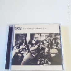 CDs de Música: UB40 THE BEST OF VOLUME TWO ( 1995 VIRGIN RECORDS ) EXCELENTE ESTADO. Lote 286205293