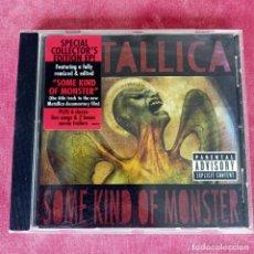 CDs de Música: METALLICA SOME KIND OF MONSTER CD. Lote 286470018