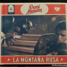 CDs de Música: DANI MARTIN - LA MONTAÑA RUSA - DOBLE CD - FIRMADO - DIGIPACK - EL CANTO DEL LOCO - NO USO CORREOS. Lote 286538183