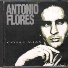 CDs de Musique: ANTONIO FLORES - COSAS MIAS / CD ALBUM DE 1994 / MUY BUEN ESTADO RF-10578. Lote 286625253