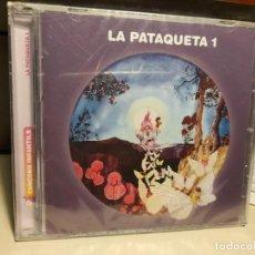 CDs de Música: CD LA PATAQUETA 1 ( 19 TRACKS, TEMES DE TOM PAXTON, DONOVAN, PETER PAUL AND MARY I POPULARS ). Lote 286702673