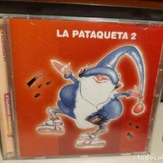 CDs de Música: CD LA PATAQUETA 1 ( 23 TRACKS, CANÇONS POPULARS I TRADICIONALS ) INCLOU 1 TEMA DE SYD BARRET, EL NAN. Lote 286703048