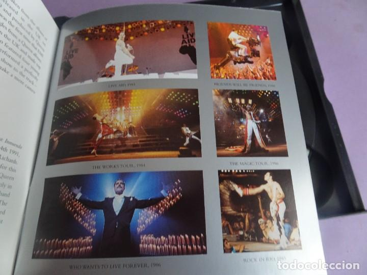 CDs de Música: 3 CD´S QUEEN , GREATEST HITS I II & III THE PLATINUM COLLECTION - Foto 6 - 286719933
