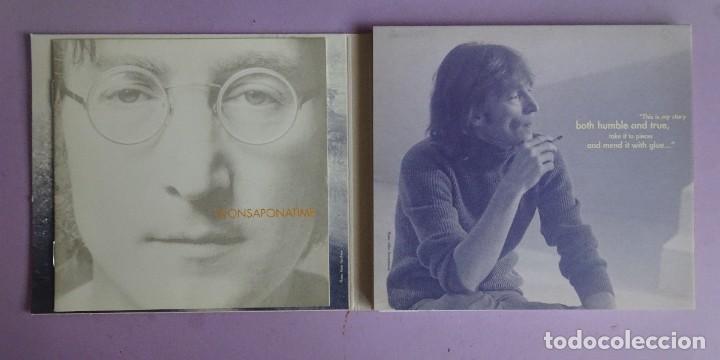 CDs de Música: JOHN LENNON. WONSAPONATIME. DIGIPACK - Foto 2 - 286720493