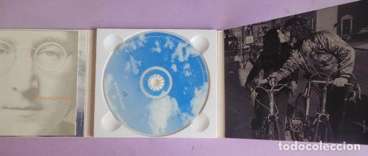 CDs de Música: JOHN LENNON. WONSAPONATIME. DIGIPACK - Foto 5 - 286720493