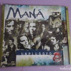CDs de Música: MANA - UNPLUGGED - CD. Lote 286721813