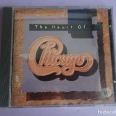 CDs de Música: CHICAGO - THE HEART OF - CD. Lote 286724373