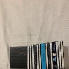 CDs de Música: DISCOGRAFÍA DE SERGE GAINSBOURG COMPLETA. SUS 17 ÁLBUMES DE ESTUDIO. Lote 286725643