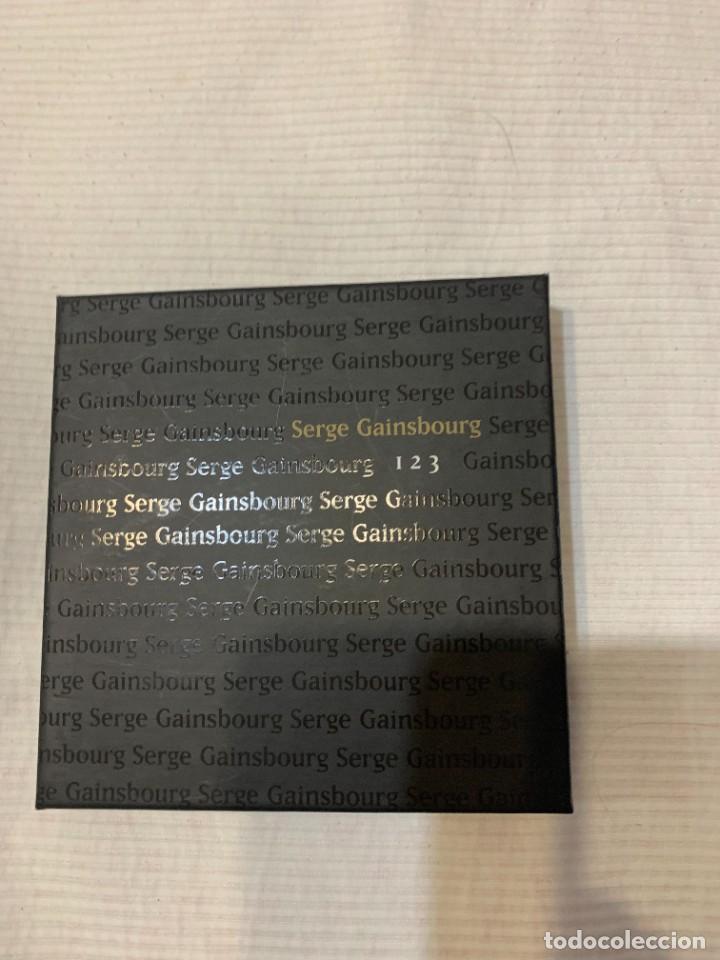 CDs de Música: Discografía de Serge Gainsbourg completa. Sus 17 álbumes de estudio - Foto 2 - 286725643