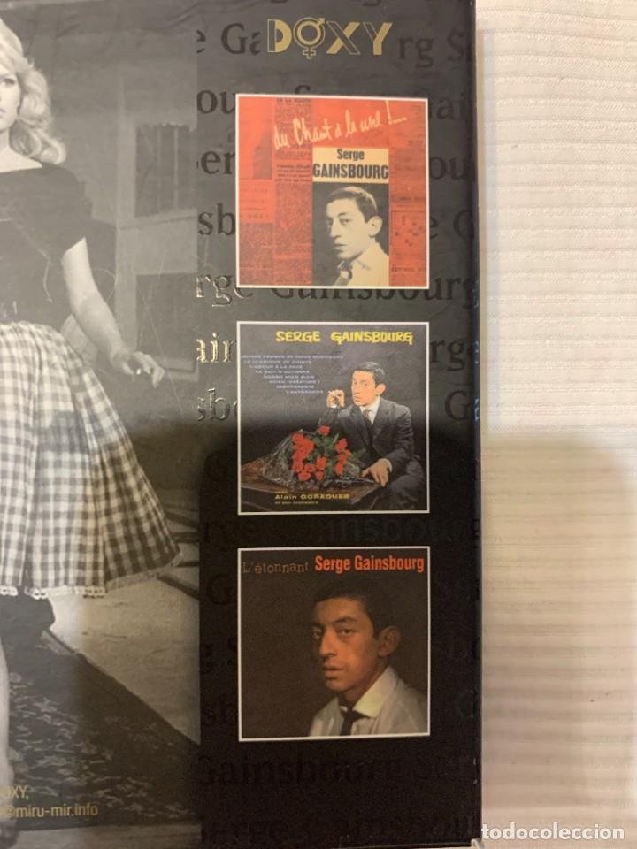 CDs de Música: Discografía de Serge Gainsbourg completa. Sus 17 álbumes de estudio - Foto 4 - 286725643