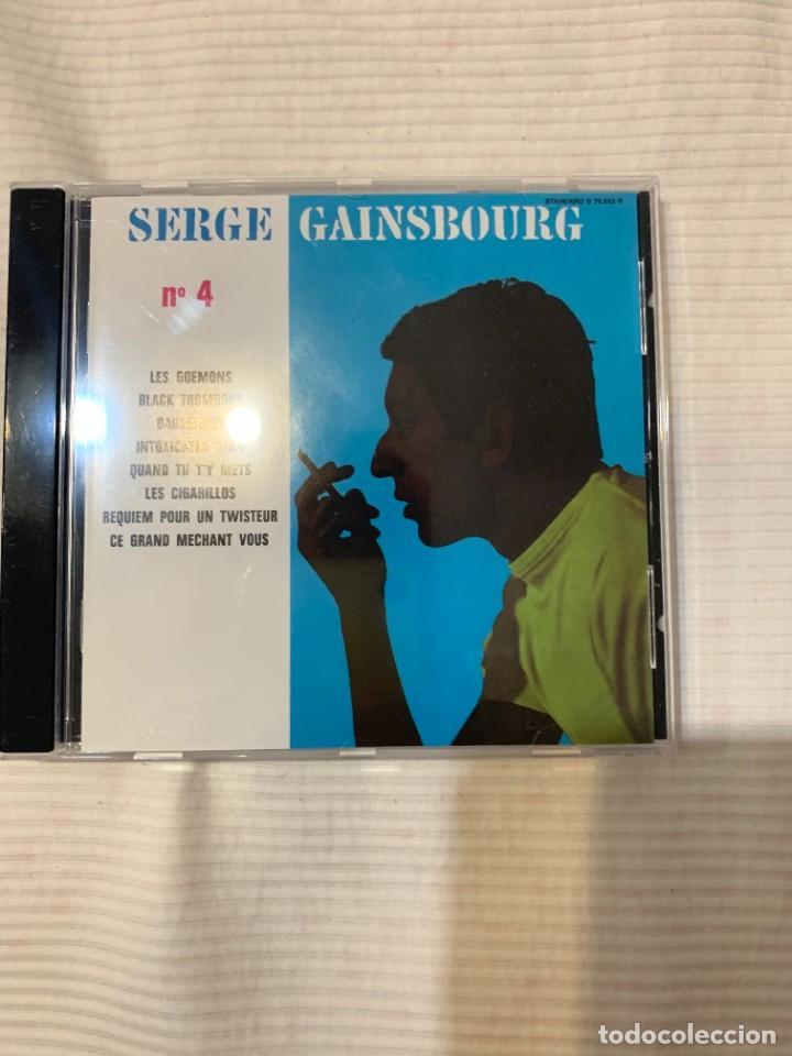 CDs de Música: Discografía de Serge Gainsbourg completa. Sus 17 álbumes de estudio - Foto 5 - 286725643
