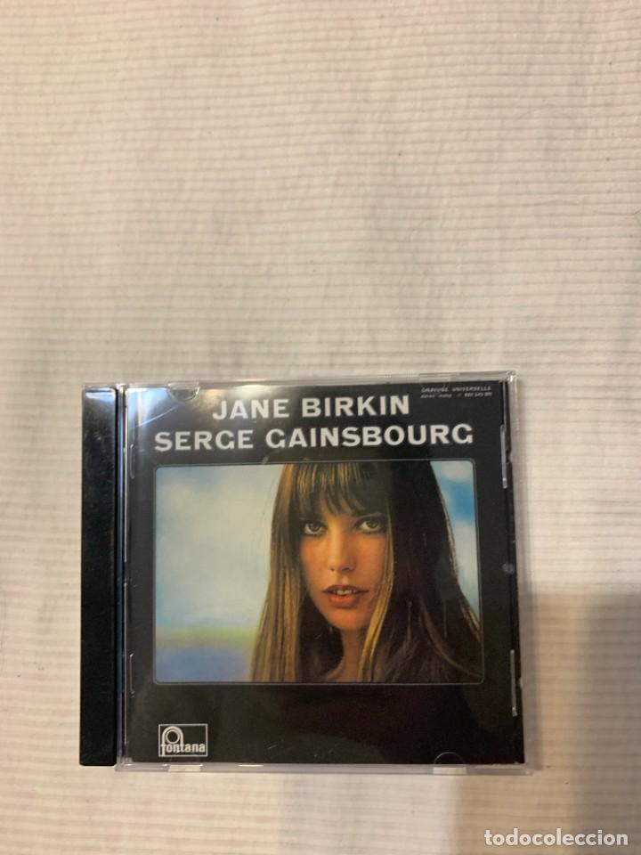 CDs de Música: Discografía de Serge Gainsbourg completa. Sus 17 álbumes de estudio - Foto 15 - 286725643