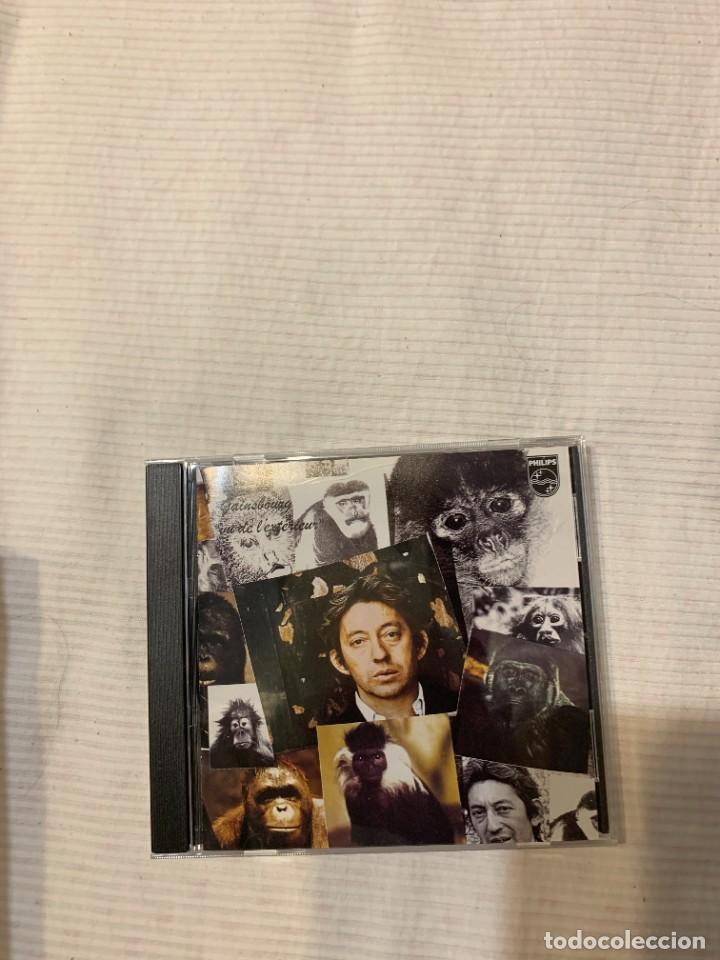 CDs de Música: Discografía de Serge Gainsbourg completa. Sus 17 álbumes de estudio - Foto 19 - 286725643