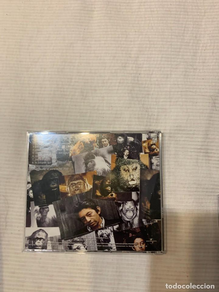 CDs de Música: Discografía de Serge Gainsbourg completa. Sus 17 álbumes de estudio - Foto 20 - 286725643