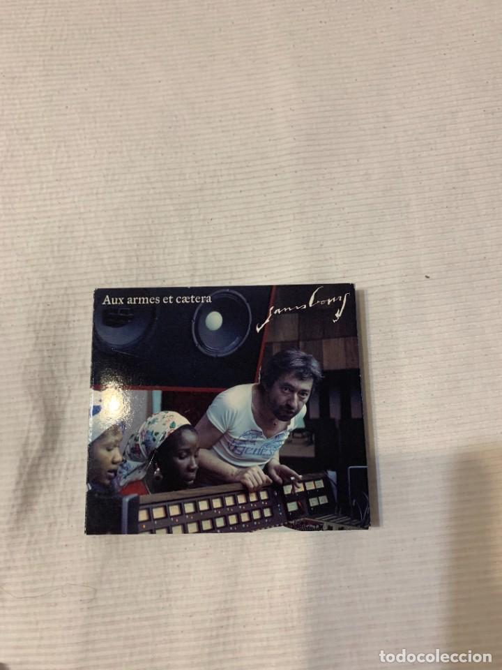 CDs de Música: Discografía de Serge Gainsbourg completa. Sus 17 álbumes de estudio - Foto 25 - 286725643