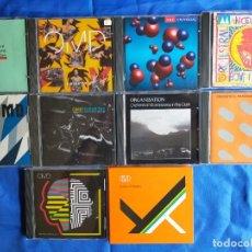 CDs de Música: ORCHESTRAL MANOEUVRES IN THE DARK.TODA SU DISCOGRAFIA. Lote 286734453