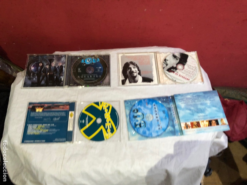 CDs de Música: Gran lote de 40 CD s de música . Varios estilos . Ver fotos - Foto 13 - 286743593