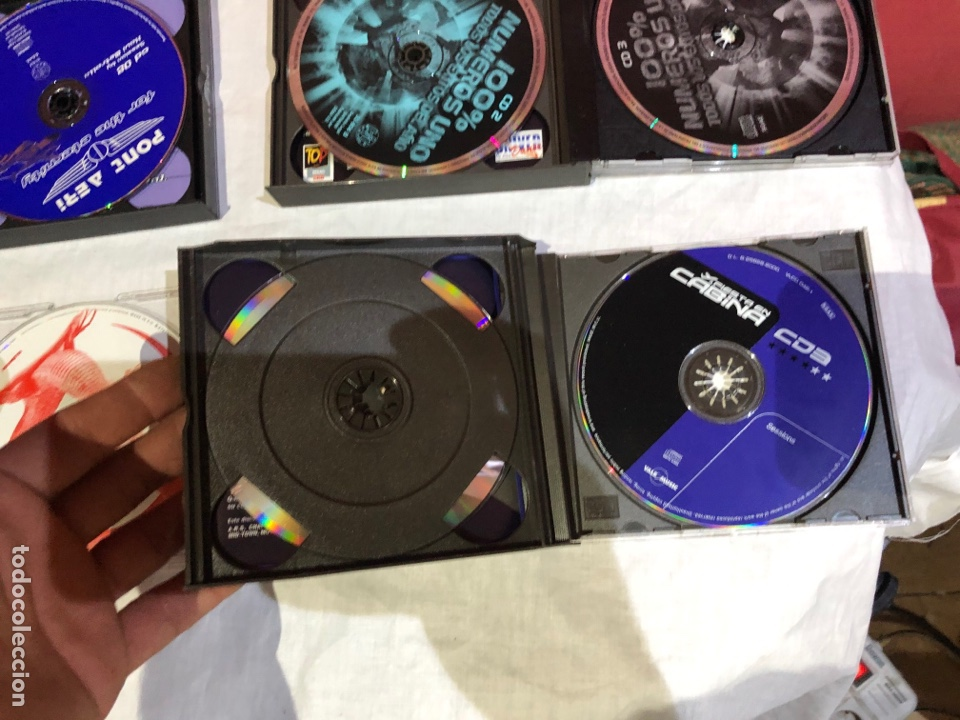 CDs de Música: Gran lote de 40 CD s de música . Varios estilos . Ver fotos - Foto 20 - 286743593