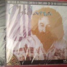 CDs de Música: ANTONIO ALEMANIA CHICLANA. Lote 286765718