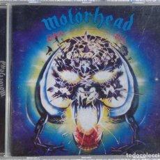 CDs de Música: MOTÖRHEAD – OVERKILL (SANCTUARY RECORDS, 2004) /// PRIEST MAIDEN SAXON ACCEPT MANOWAR SABBATH DORO. Lote 286840908