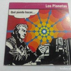 CDs de Música: CD/LOS PLANETAS/QUE PUEDO HACER/SINGLE 3 CANCIONES.. Lote 286850823