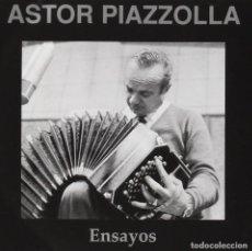 CDs de Musique: ASTOR PIAZZOLLA Y SU QUINTETO – ENSAYOS - NUEVO Y PRECINTADO. Lote 286873633
