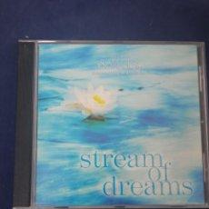 CDs de Música: CD DAN GIBSON´S SOLITUDES EXPLORING NATURE WITH MUSIC. STREAM OF DREAMS. Lote 286986368