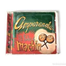 CDs de Música: AMPARANOIA - EL PODER DE MACHÍN. Lote 287000628