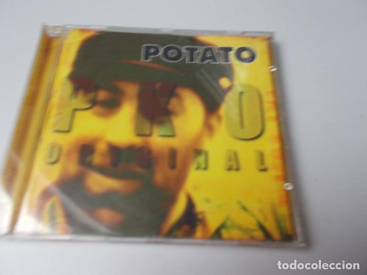 POTATO PKO ORIGINAL (Música - CD's Reggae)