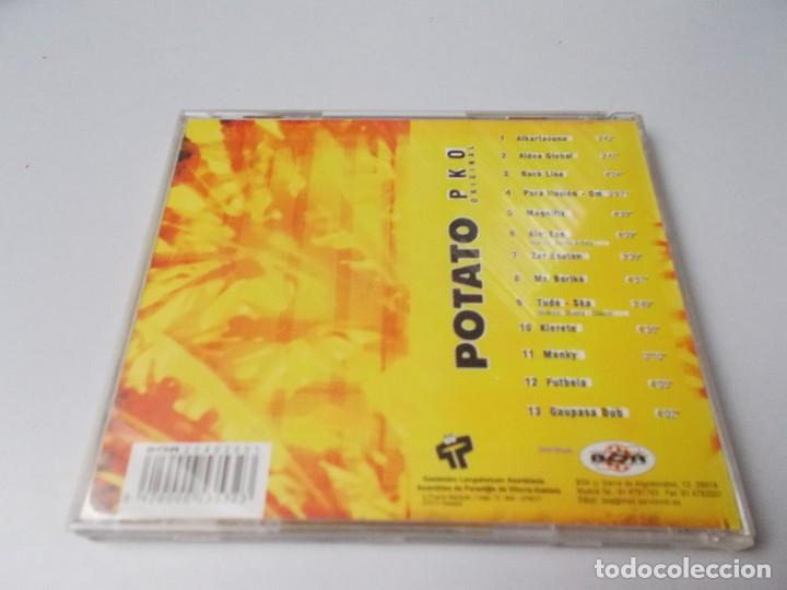 CDs de Música: POTATO PKO Original - Foto 3 - 287001563