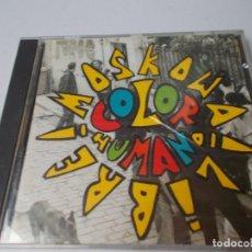 CDs de Música: COLOR HUMANO MOSKOWA LIBRE. Lote 287002748