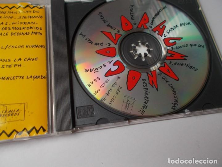 CDs de Música: COLOR HUMANO Moskowa libre - Foto 2 - 287002748